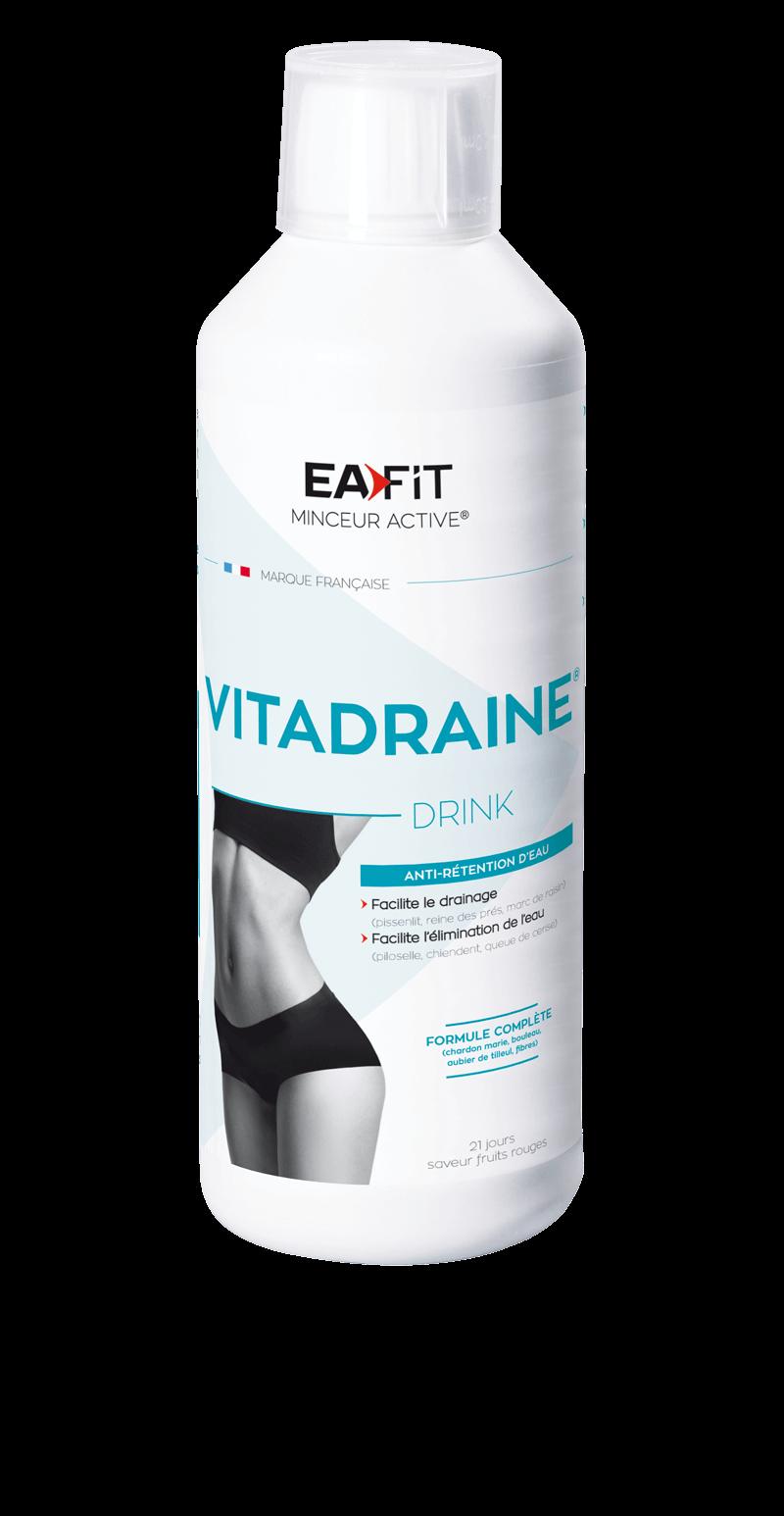 PACK DRAINEUR vitadraine+drain detox - Pharmacie Cornelise