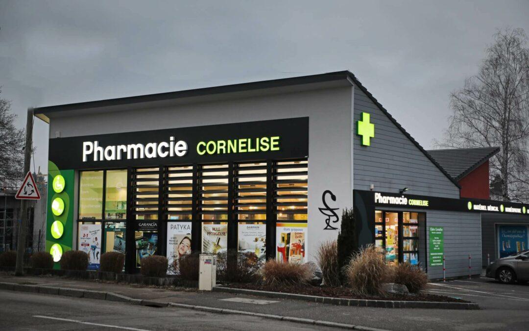 Pharmacie de garde à Golbey